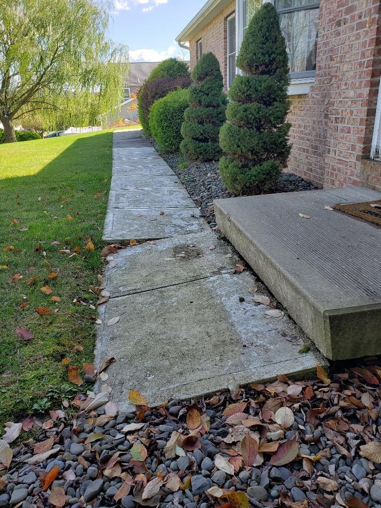 Concrete Alternatives